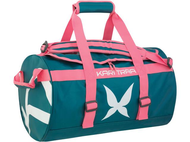 Kari Traa Kari 30L Reisbagage roze/petrol